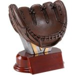 Baseball Holder Resin Baseball Trophy Awards