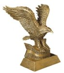 Eagle Resin Figures Eagle Trophy Awards