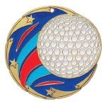 Color Star Golf Medals Golf Awards