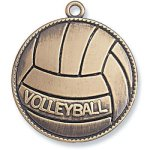 Volleyball Medal M90/M91 Series Medal Awards