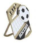Soccer Color Medal Free Standing Or With Ribbon Soccer Trophy Awards